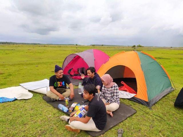 Viral Savana View Feeling Good Bikin Kaget Harun Anggota DPRD Lumajang