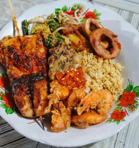 Enaknya Sego Tiwul Masakan Khas Tradisional