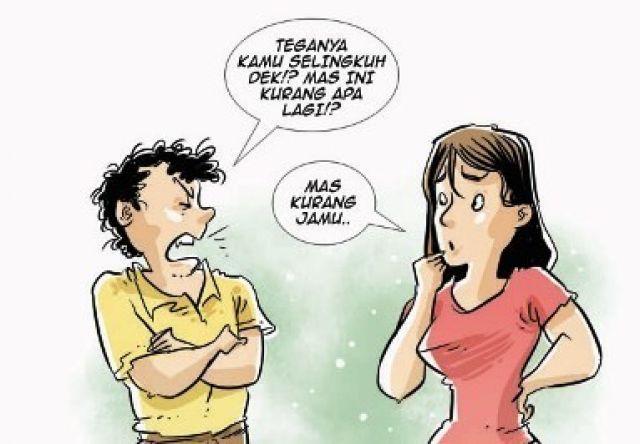 Melati Rela Digenjot Aris Lantaran Tak Puas Layanan Suaminya