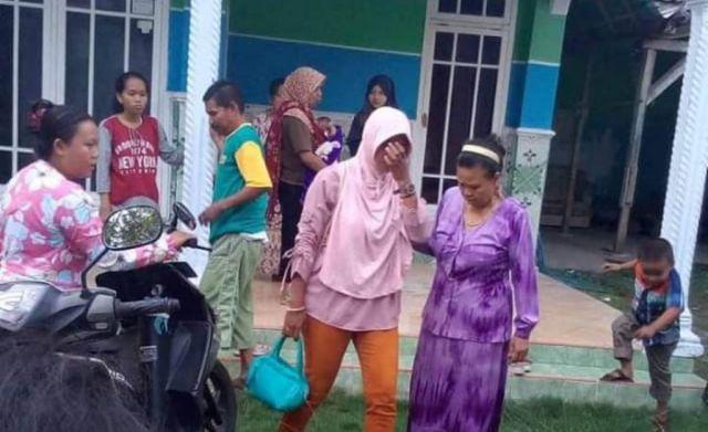Duh..! Pelaku Terciduk Korban Saat Bawa Sepeda Bodong Silaturrahim di Selokbesuki
