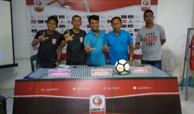 Besok..! Jamu PS Mojokerto Putra, Semeru FC Wajib Menang