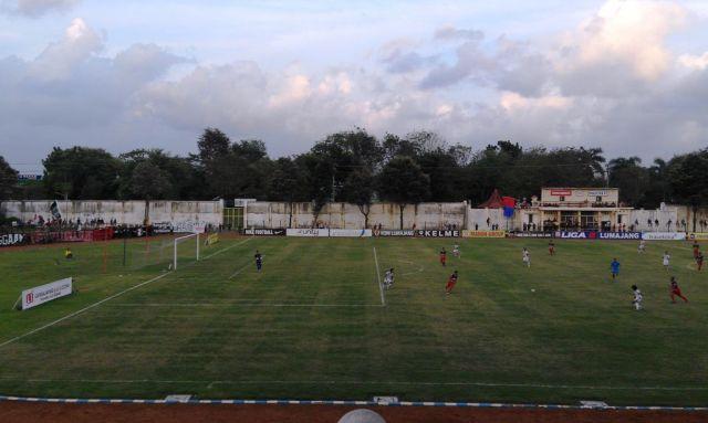 Kemenangan Perdana, Semeru FC Sikat Madura FC 2-1