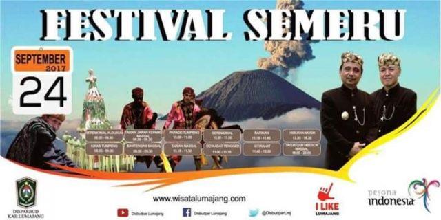 Semeru Festival, Melestarikan Adat dan Budaya Suku Tengger, Ayoo Hadir..!!