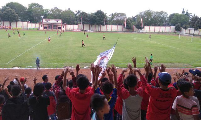 Stadion Semeru Masih Angker, 1-0 Semeru FC vs Perseru Serui
