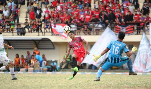 Bangkit dari Keterpurukan, Semeru FC Libas Persiwa Wamena 2-0