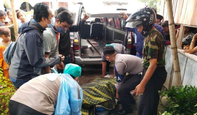 Laka Adu Banteng di Jalan Sentul Lumajang, 1 Pengendara Meninggal