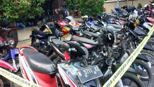 Razia Besar-besaran Sepeda Bodong Pernah Terjadi di Tempursari, Dampaknya...?