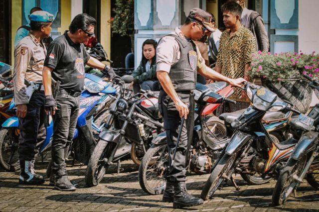 Sepeda Bodong Jadi Target Razia Tim Cobra Bukan Pajak Mati