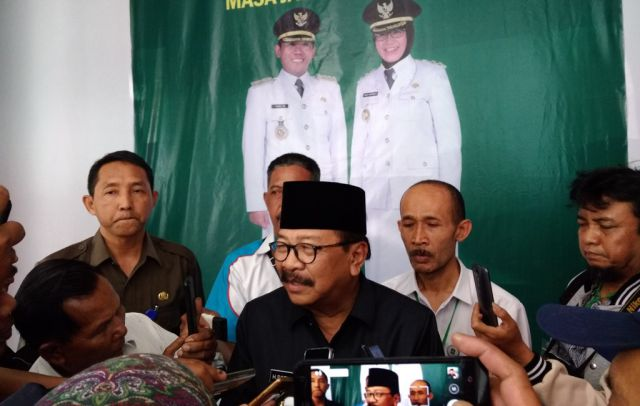 Gubernur Jatim Minta Bupati Lumajang Fokus Pada Pertanian