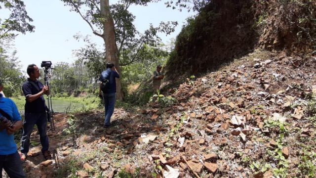 Mantab.! Situs Biting Akan Segera Ditetapkan Sebagai Cagar Budaya Nasional