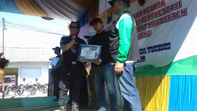 Kompak dan Aktif, Satgas Keamanan Desa Kebonagung Juara 1 Se-Kecamatan Sukodono