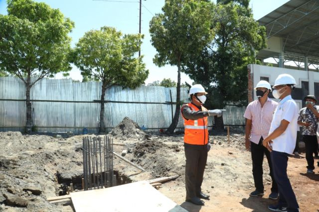 Stadion Semeru Lumajang Dibangun Berstandar Nasional