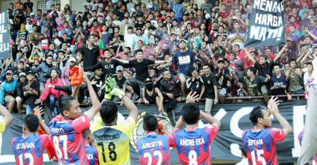 Ansor Lumajang Dorong Pemerintah Anggarkan Tribun Stadion Semeru