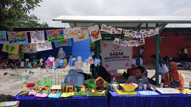 Rumah Kreasi Stapa Center Gelar Children Competition Lumajang 2018