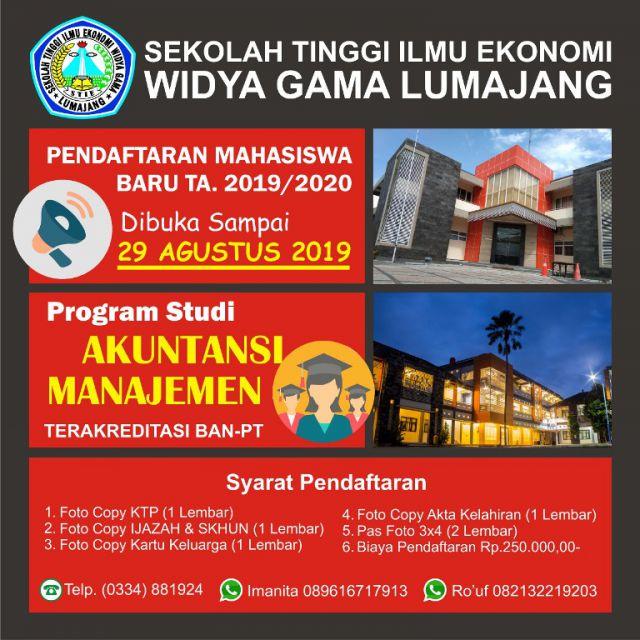 Kuliah di Lumajang Plus Studi Luar Negeri, Daftar Saja di STIE Widya Gama!