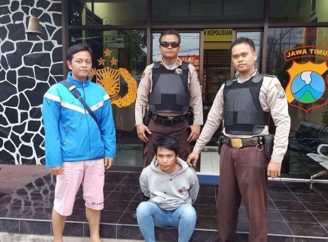 Pelaku Penusukan Pemuda Selok Awar Awar Lumajang Ditangkap Polisi
