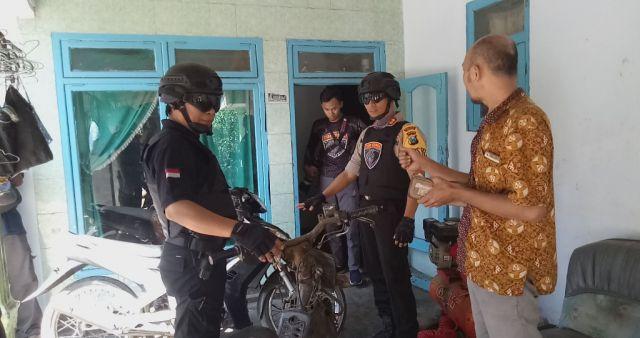 11 Sepeda Bodong Terjaring Razia dari Desa Sumberpetung