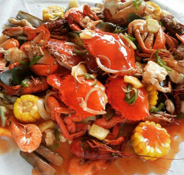 Puas Makan Aneka Olahan Ikan Laut Cuma di Sunrise Seafood Lumajang