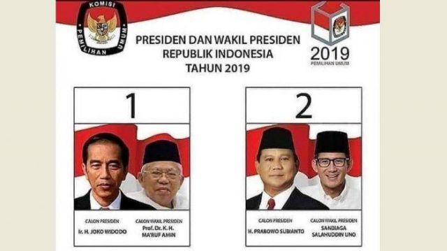 Rekapitulasi KPU Selesai, Jokowi Menang Telak di Lumajang