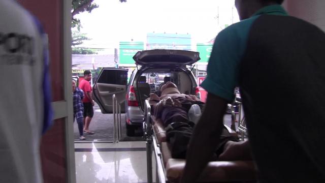 Polisi Amankan 7 Pemuda Dalam Kasus Tawuran di SMK Negeri Tempeh