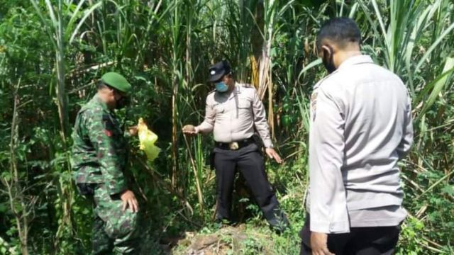 Heboh Diduga Bom Peninggalan Belanda Tegalbangsri Lumajang, Ternyata.?