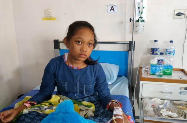 Kisah Pilu Yatim Piatu Penderita Diabetes Warga Tempursari Lumajang
