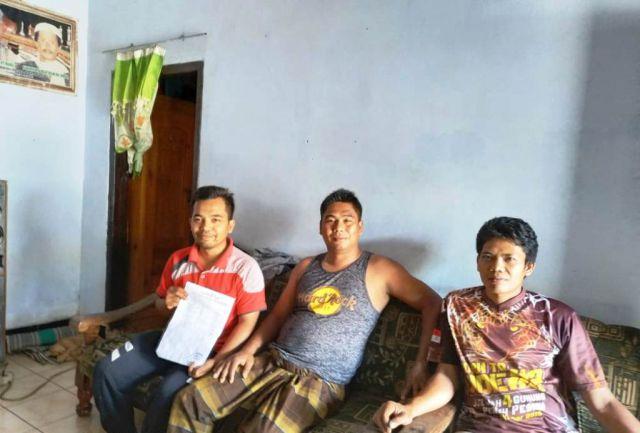 Warga Pundungsari Galang Dana untuk Fitriani Yatim Piatu Penderita Diabetes
