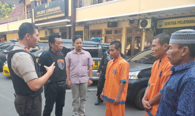Restorative Justice, Kapolres Arsal Bebaskan 2 Tersangka Pembuat Mercon