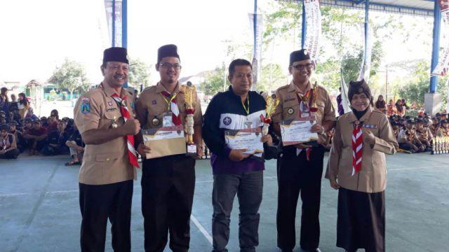 Kak Thaariq Raih Juara Pertama Karya Inovasi Pembina Pramuka se-Jawa Timur