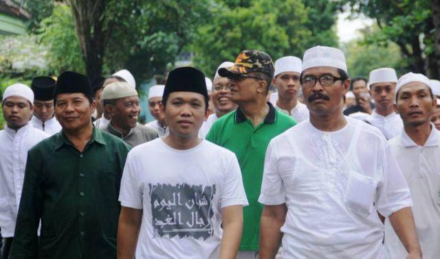 Alm. Samsul Huda Ketua PC NU Lumajang di Mata Cak Thoriq