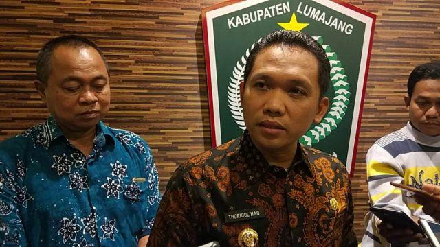 Cak Thoriq Enggan Tanggapi Keberatan Asosiasi Karaoke Lumajang