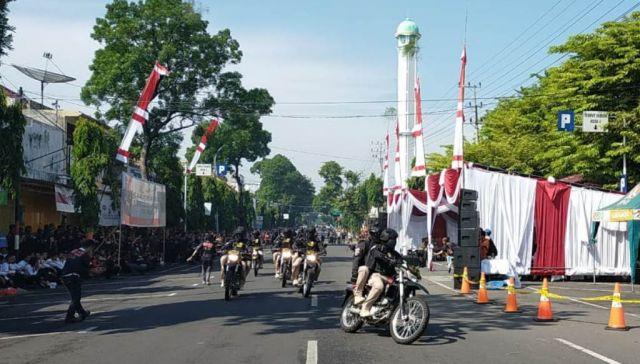 Polres Lumajang Bentuk Tim Reaksi Cepat Anti Bandit Buru Begal