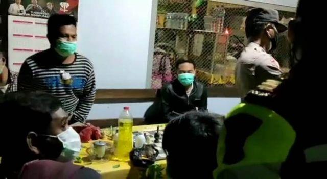 Razia PPKM, Tim Hunter Lumajang Malah Temukan Pemuda Bawa Miras