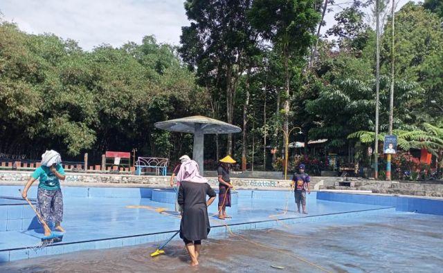 Erupsi Semeru, Wisata Tirtosari View Lumajang Tutup Sementara