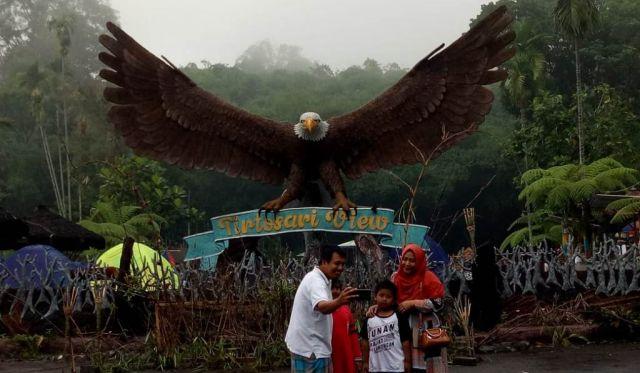 Inovasi Desa Penanggal Lumajang Wisata Untuk Kesejahteraan Warga