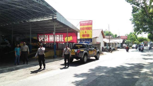Ini Kronologi Viral Begal Terekam CCTV di Jalan Toga Lumajang