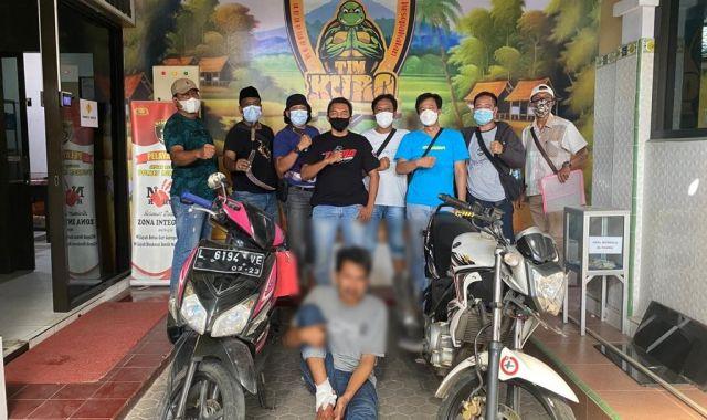 Pelaku Penusukan di Perempatan Toga Lumajang Diringkus Polisi