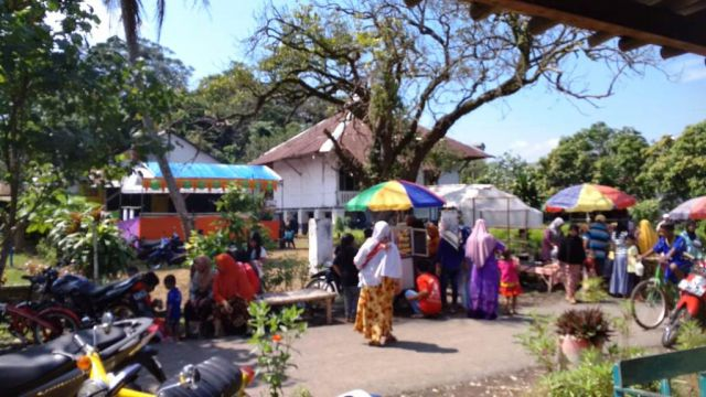 Prabowo Ungguli Jokowi di TPS Kebun Tebu Randuagung