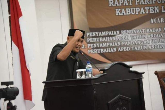 Pandangan Umum Fraksi PPP Kritik Kinerja Pemkab Lumajang
