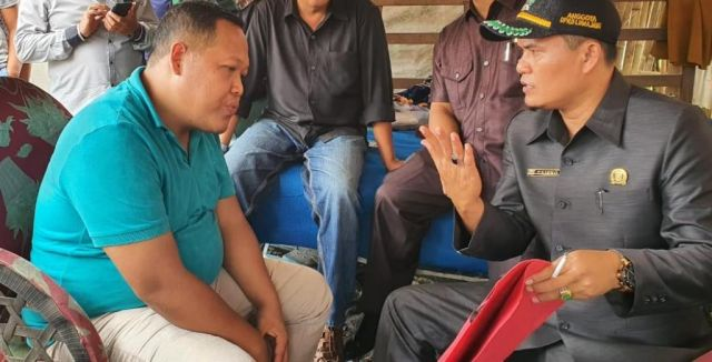 PAD Pasir Lumajang, Trisno : Sampai Kiamat Tak Akan Tercapai