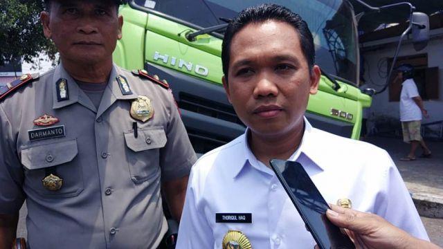 Cak Thoriq Akan Cek Perijinan Gudang Didalam Kota Lumajang