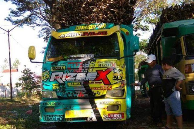 Siang Bolong, Truck Milik Warga Kalidilem Digondol Maling