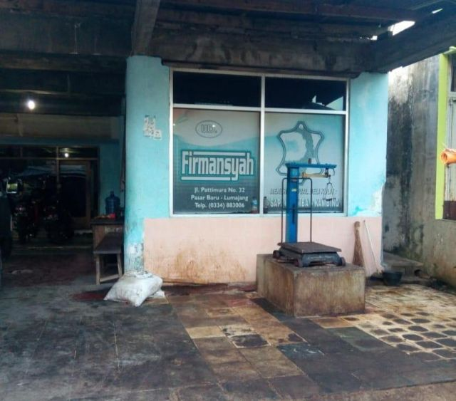 UD Firmansyah Pasar Baru Lumajang Terima Pembelian Kulit Hewan Qurban