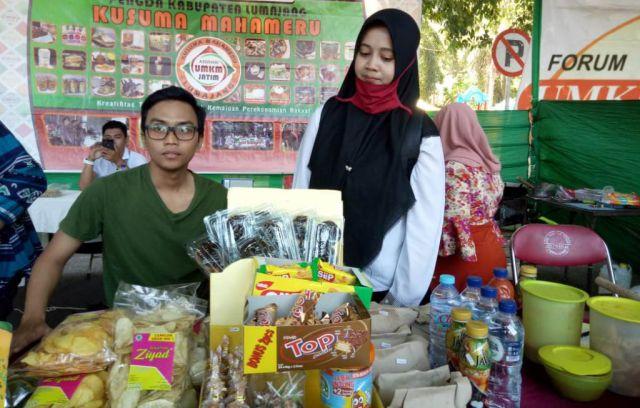KPK Gelar Pameran UMKM di Lumajang Diminati Warga Luar Kota