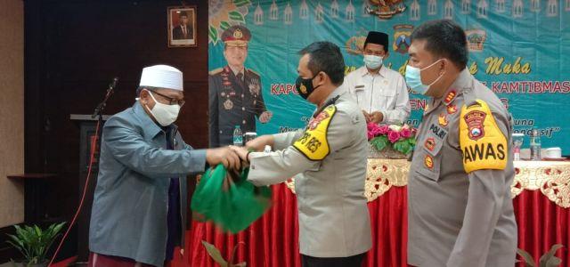 Polres Lumajang Bentuk FKPM Dai Kamtibmas, Dakwahkan Soal Keamanan
