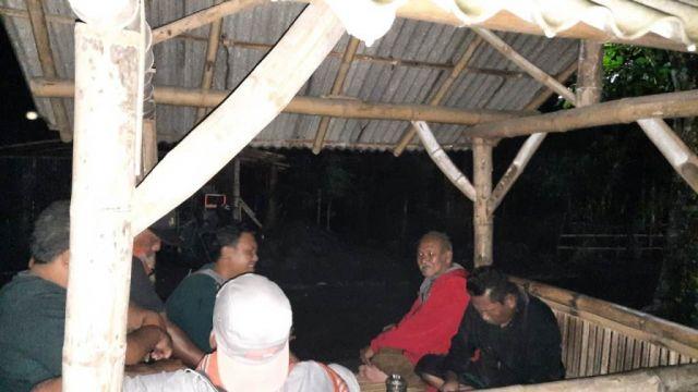 Debit Air Sungai Naik, Warga Biting Lumajang Mulai Siaga Banjir