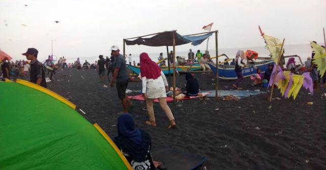 Tiket Gratis, Wisata Watu Pecak Kini Kalahkan Dominasi Pantai Bambang Lumajang