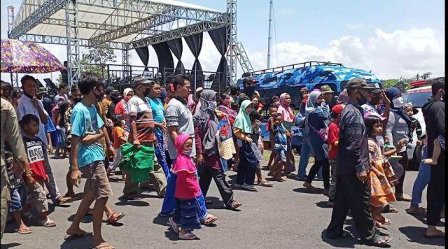 Wisata Perang AWR Pandanwangi Lumajang Sedot Ribuan Pengunjung