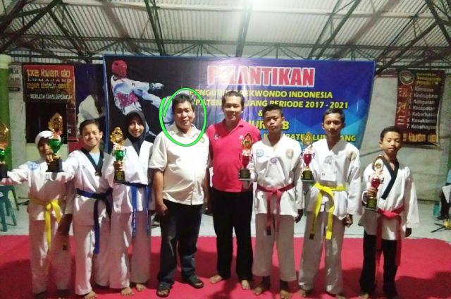3 Emas Atlet Taekwondo Lumajang Dipersembahkan Untuk Almarhum H. Yusuf