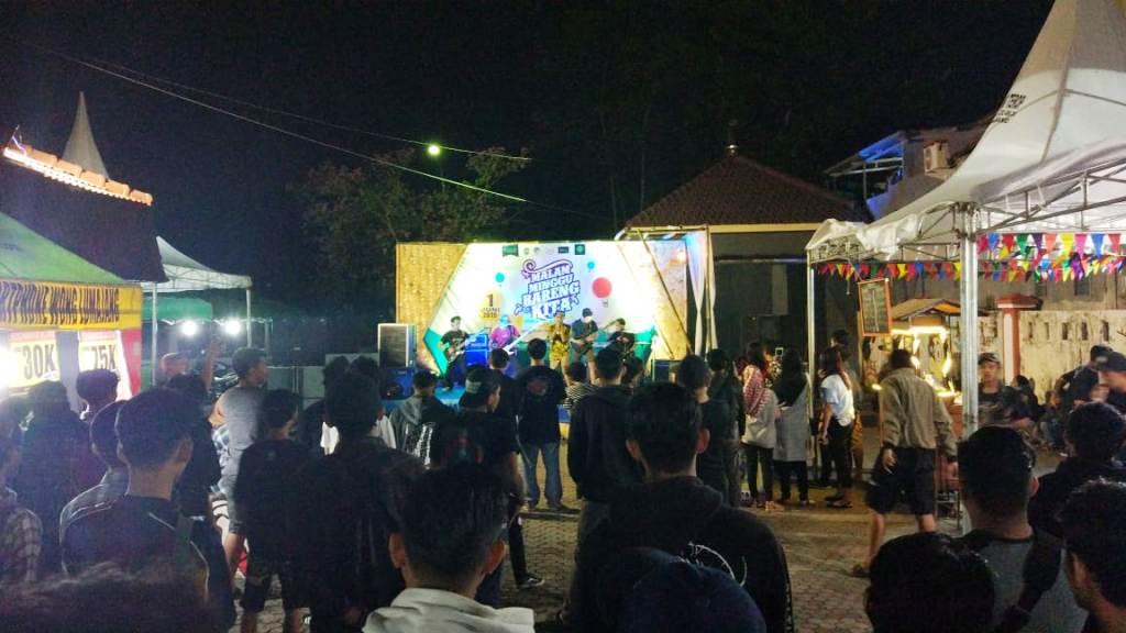 Independent Berkolaborasi Bersama MMBK Tampilkan Banyak Komunitas di Lumajang